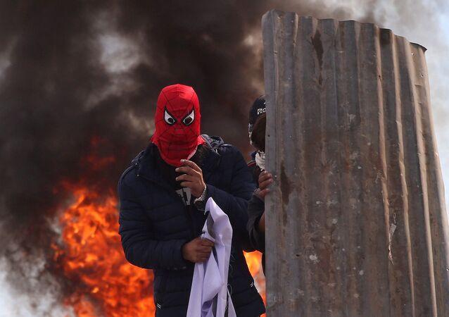 Protesty w Kaszmirze