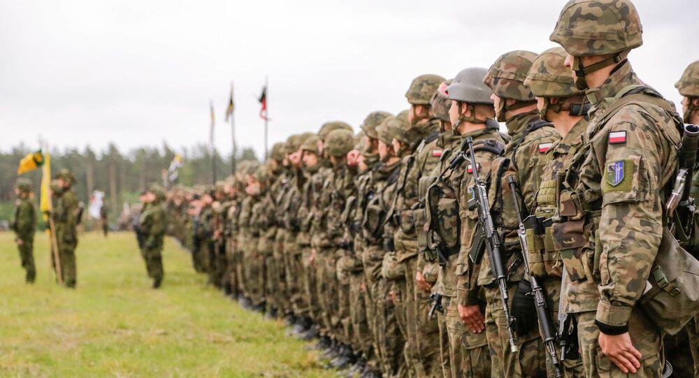 Polska armia na szkoleniach NATO