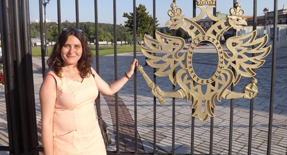 Nikolina Šmukler-Matasov - nauczyciel i tłumacz przysięgły języka rosyjskiego, właścicielka firmy Rosyjski w Krakowie