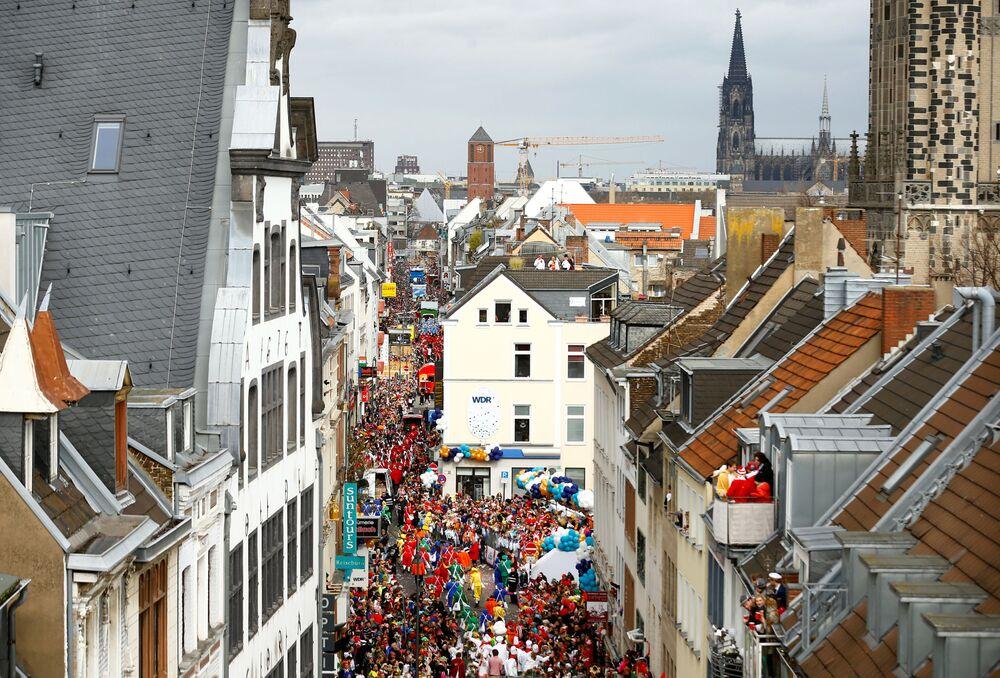 Karnawał w Kolonii, Niemcy