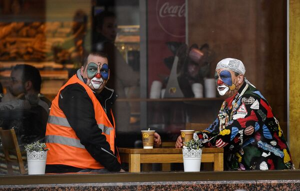 Karnawał w w Düsseldorfie, Niemcy - Sputnik Polska