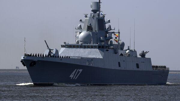 """Fregata """"Admirał Gorszkow"""" - Sputnik Polska"""