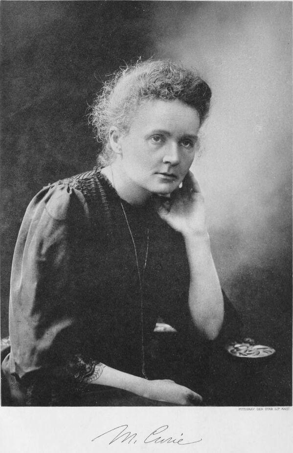 Maria Skłodowska-Curie - Sputnik Polska