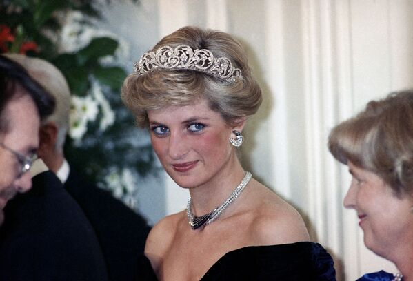 Diana, księżna Walii - Sputnik Polska